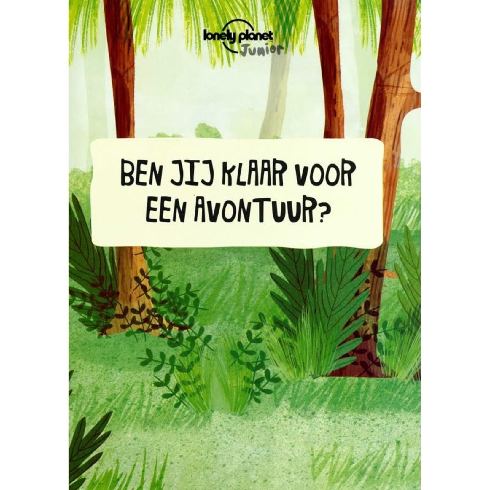 Uitgeverij Veltman Boek op expeditie jungle