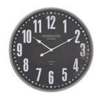 Light & Living Clock Ø67x6 cm ROGERS brown
