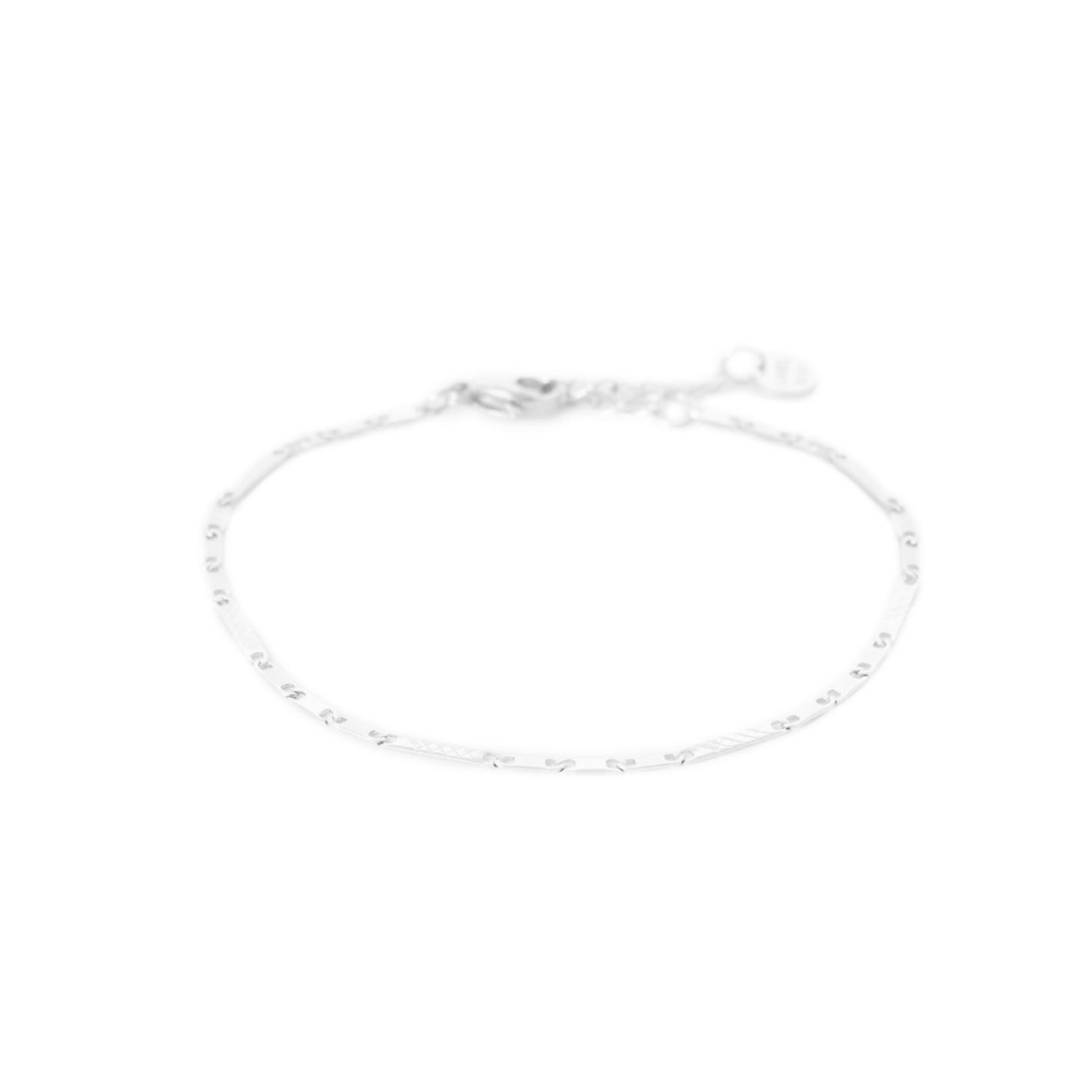 label Kiki Rewind Bracelet Silver