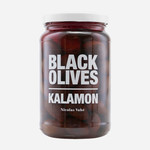 Nicolas Vahé NV, Black Olives - Kalamon, 355 g.