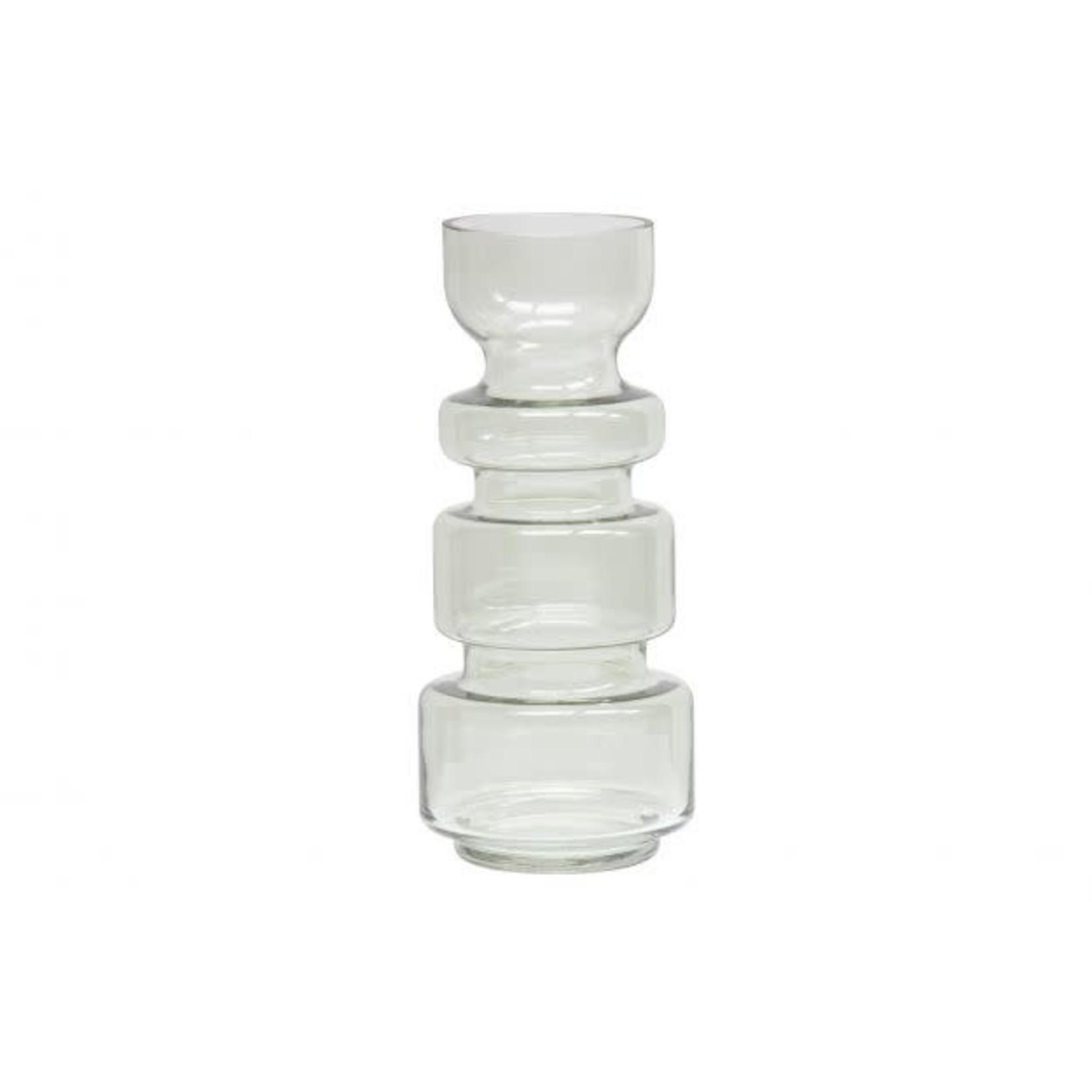 Be Pure Home Expressive vaas glas groen 37xø15*