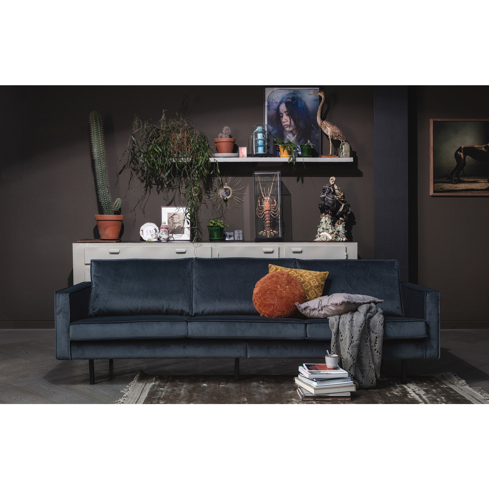 Be Pure Home Ajour Plaid Khaki 130x170*