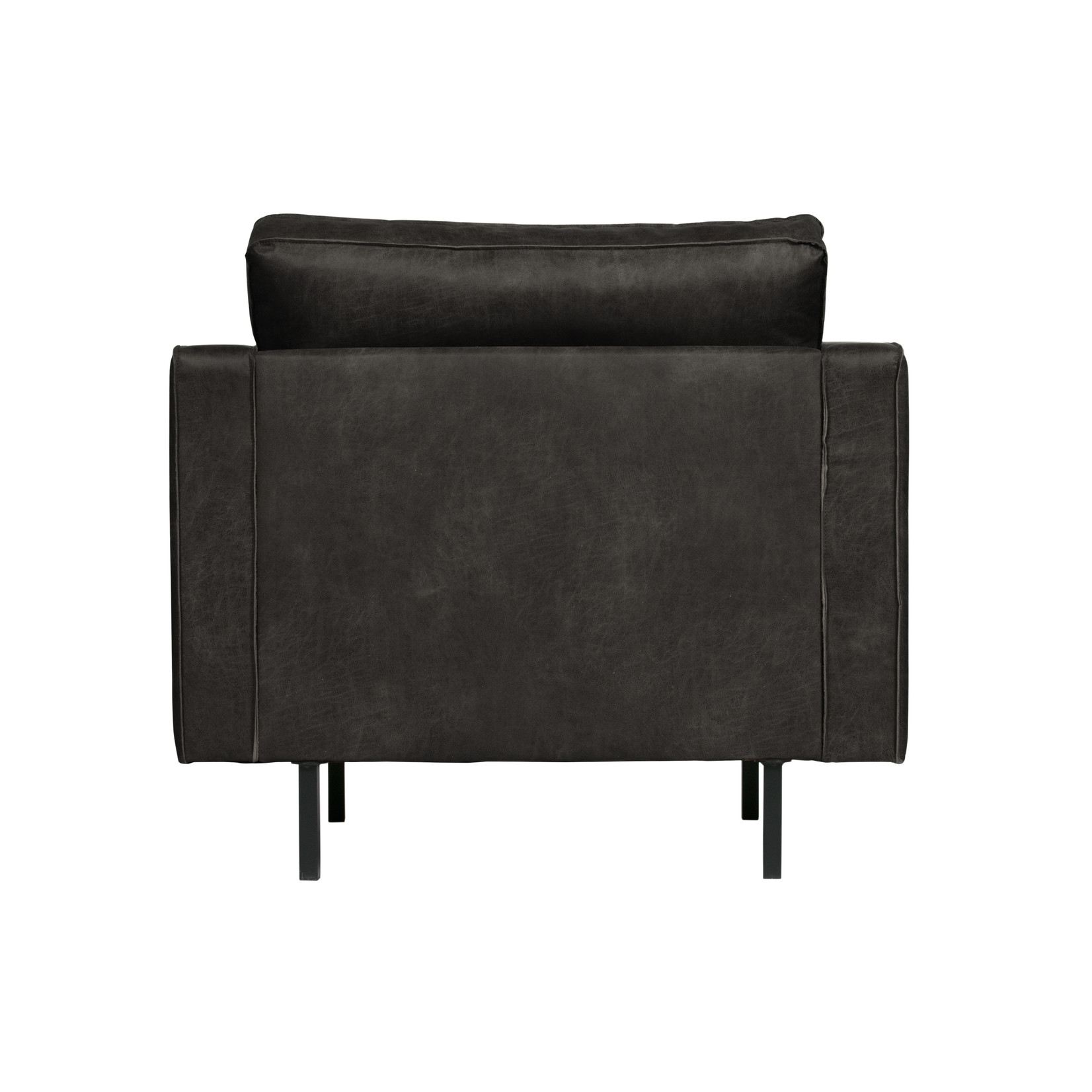 Be Pure Home Rodeo Classic Fauteuil Zwart
