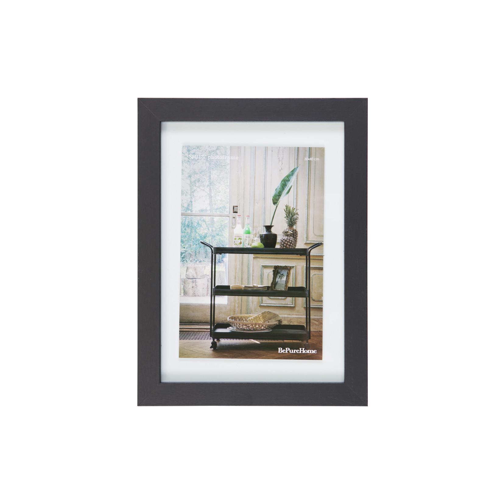 Be Pure Home Shift Fotolijst Met Houten Rand Medium 40x30