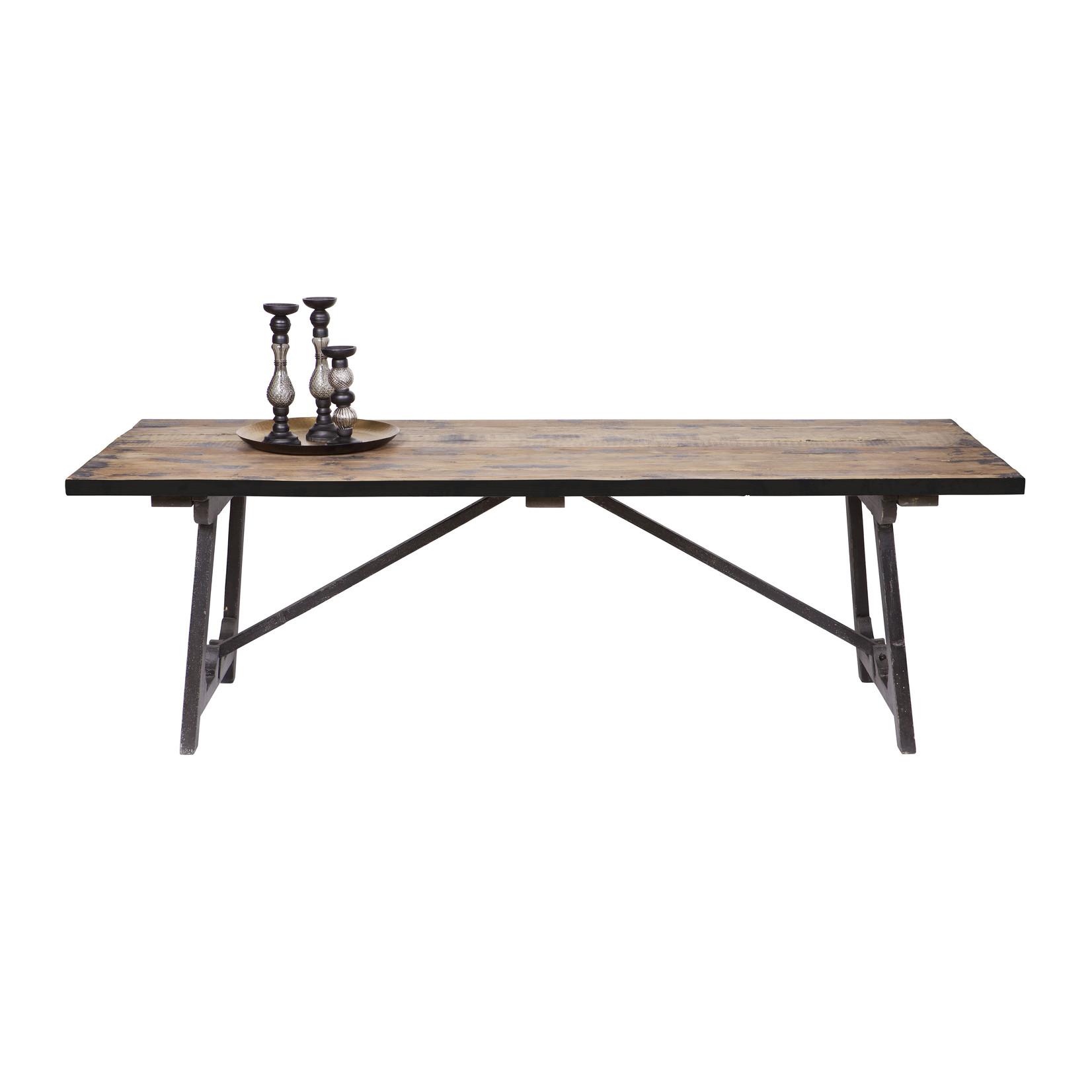 Be Pure Home Craft Tafel Zwart 220x90*