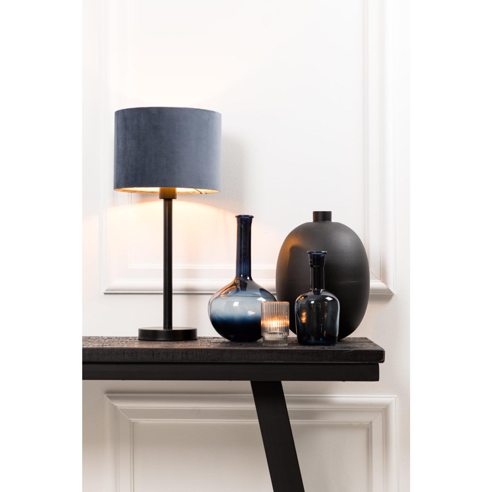 Light & Living Lampvoet Ø14x39 cm WASHINGTON mat zwart