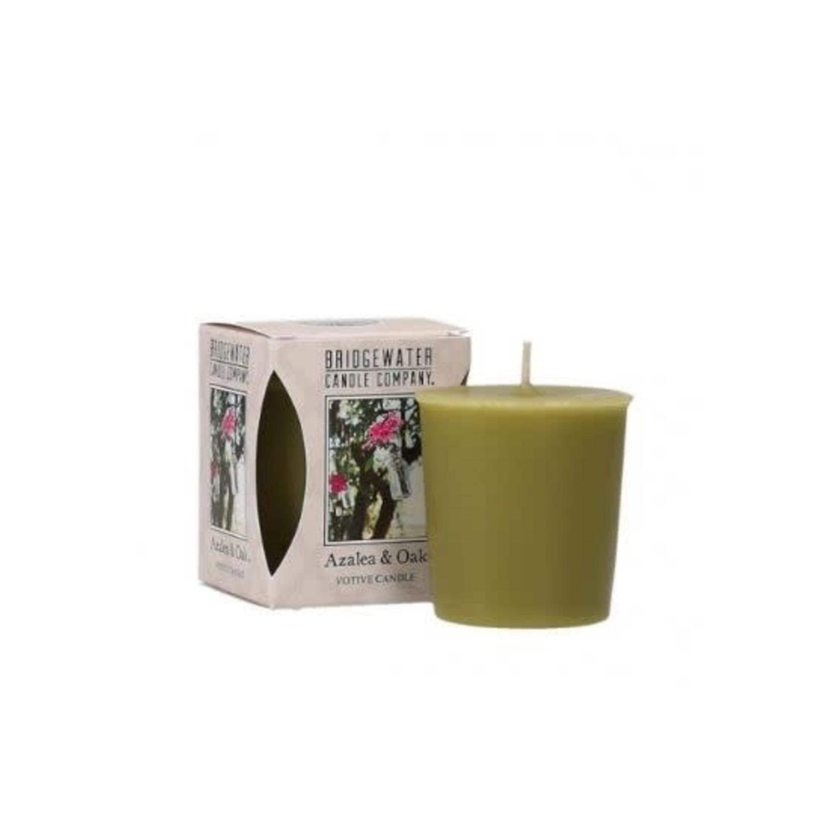 Bridgewater Candle Company Bridgewater Votive azalea en oak
