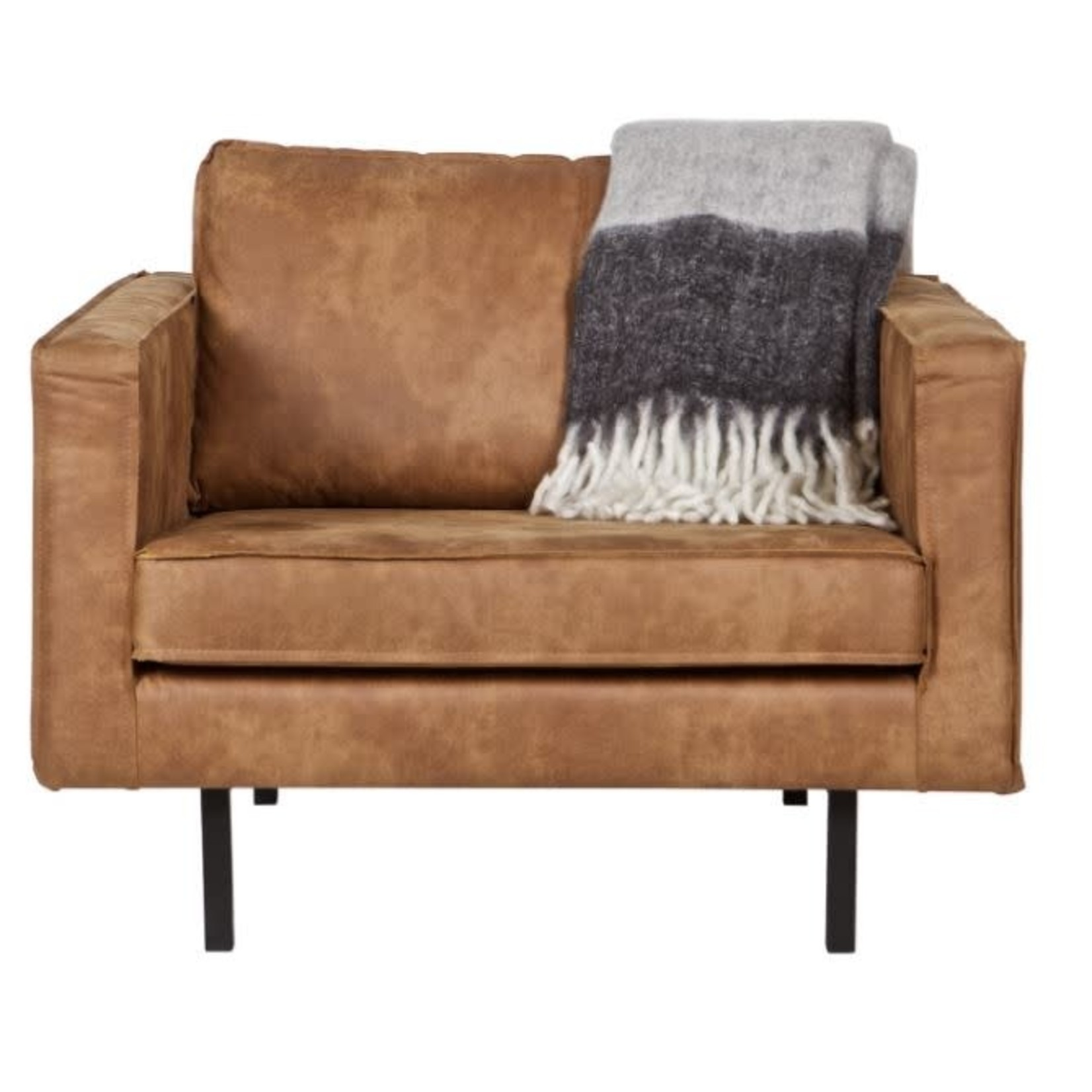 Be Pure Home BePureHome Rodeo fauteuil Cognac