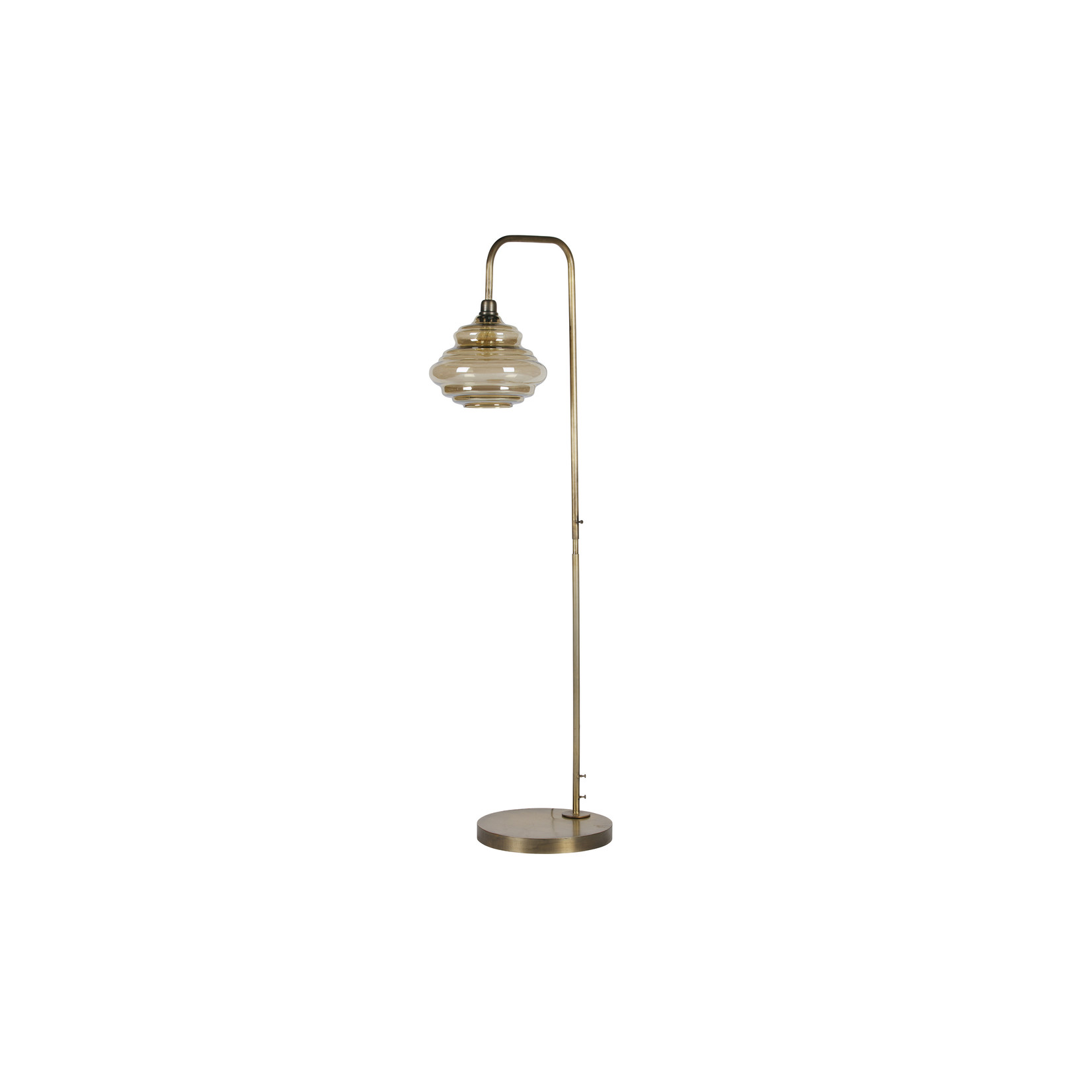 Be Pure Home Obvious Staande Lamp Antique Brass