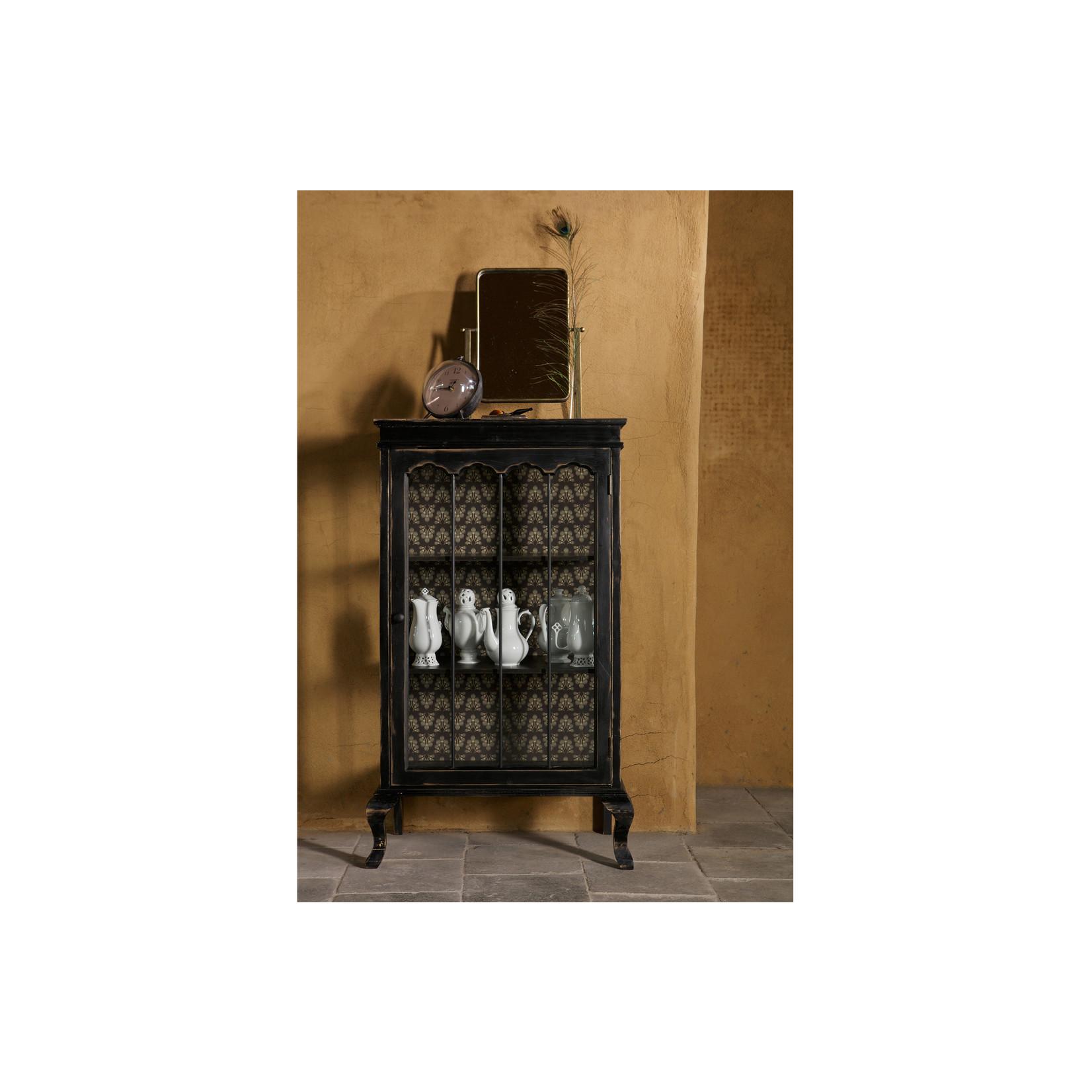 Be Pure Home Babbel Klok Metaal Vintage Zwart