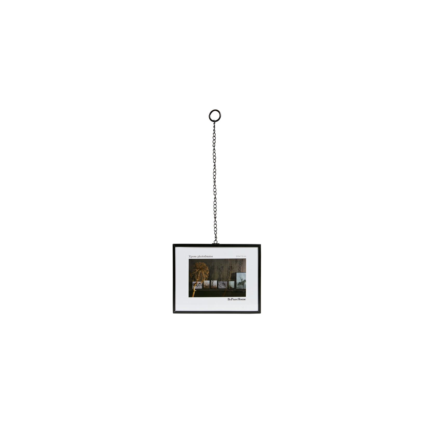 Be Pure Home Xpose Groot Fotolijst Met Ketting Metaal 23x18