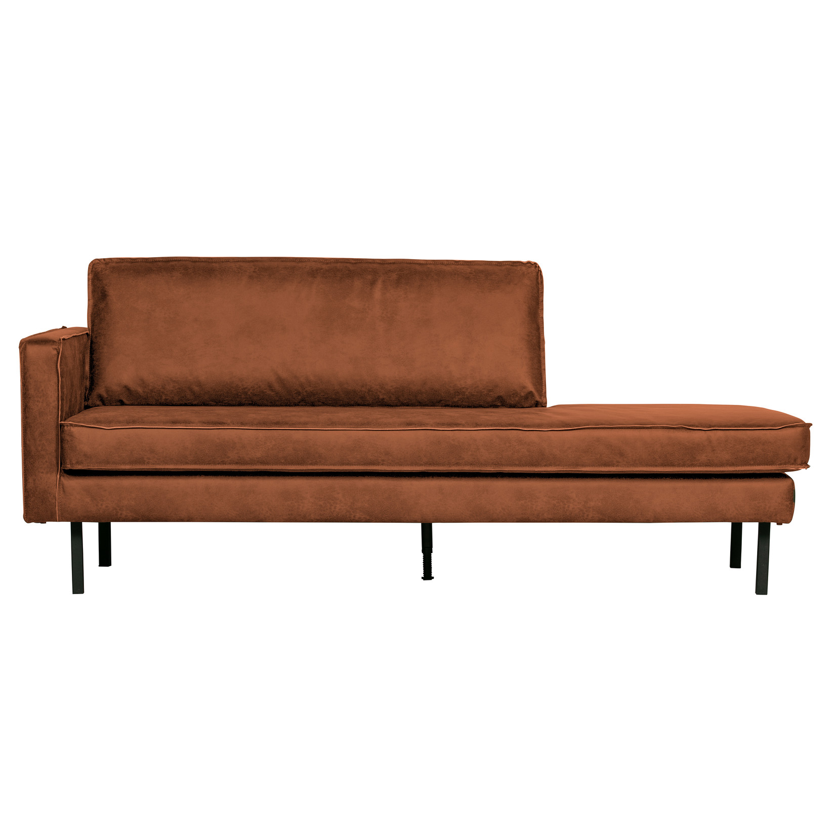 Be Pure Home Rodeo Daybed Left Cognac