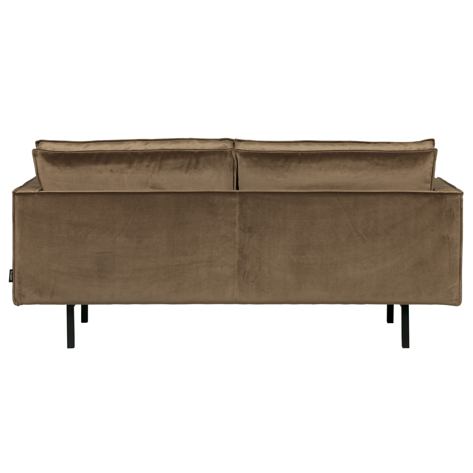 Be Pure Home Rodeo Bank 2,5-zits Velvet Taupe