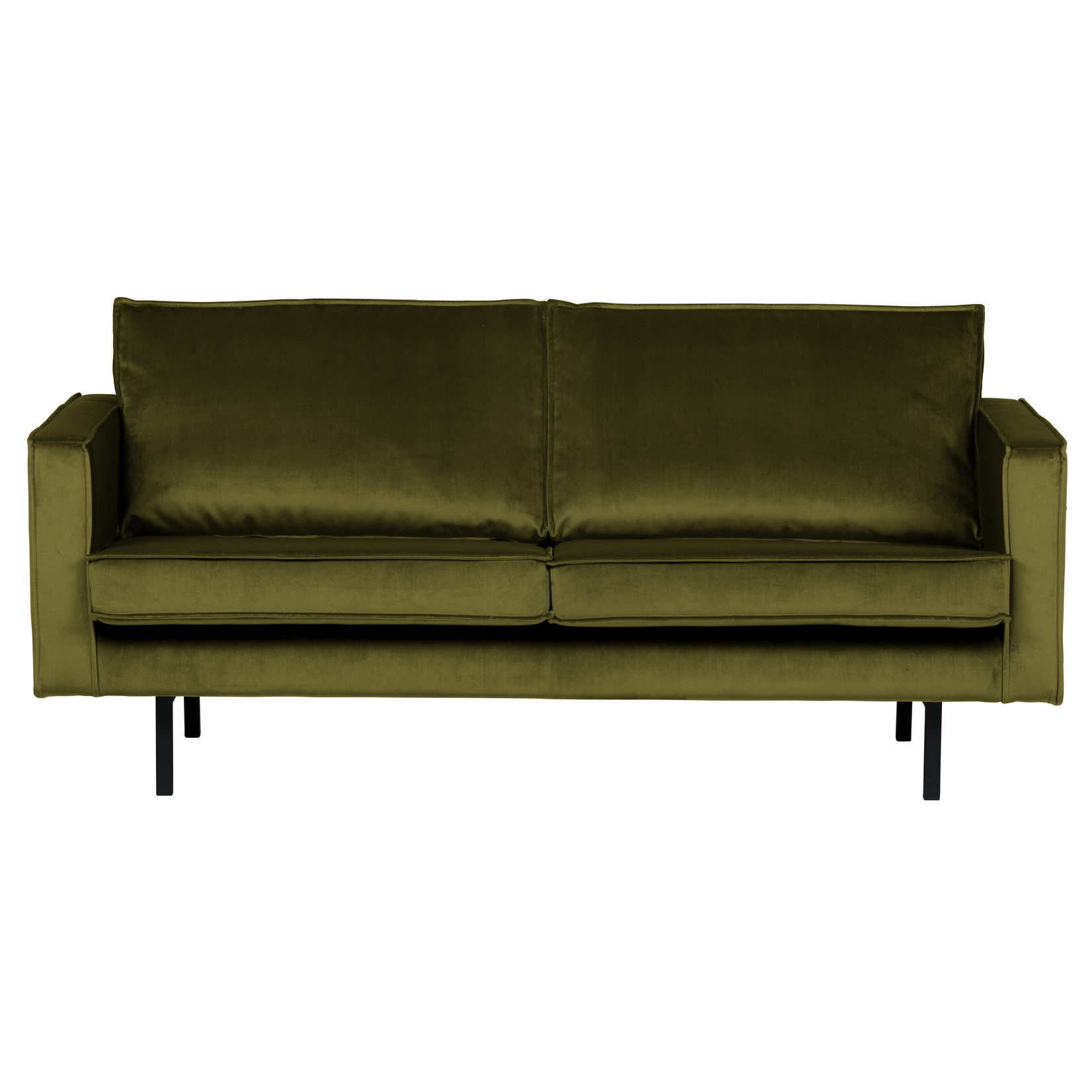 Be Pure Home Rodeo Bank 2,5-zits Velvet Olive