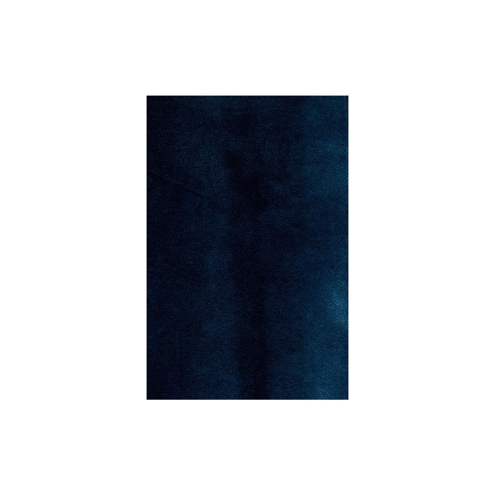 Be Pure Home Rodeo Bank 3-zits Velvet Dark Blue Nightshade