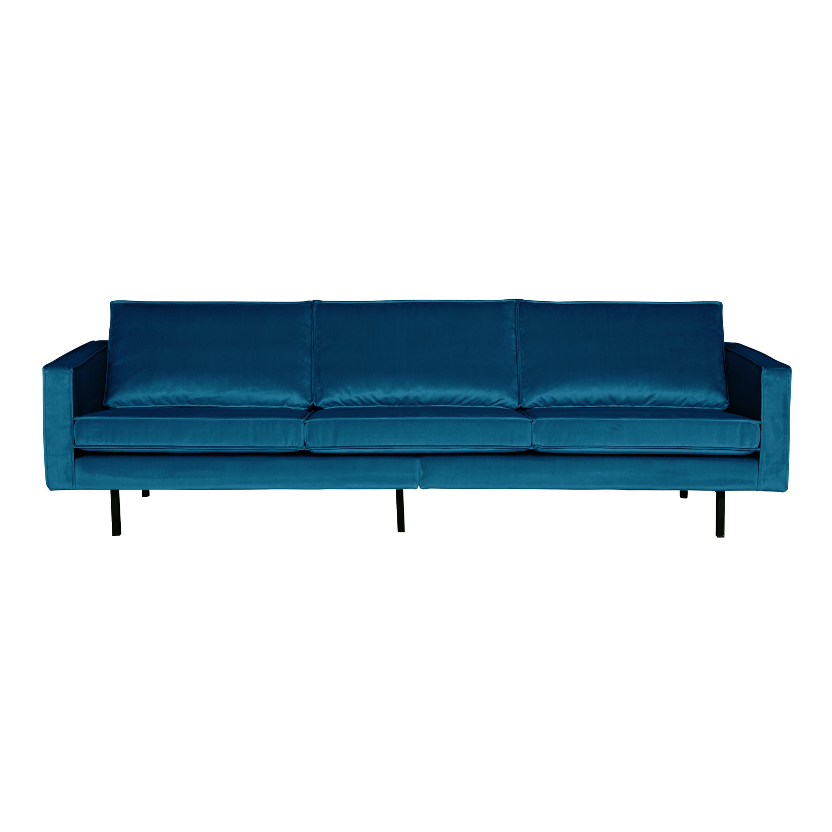 Be Pure Home Rodeo Bank 3-zits Velvet Blue
