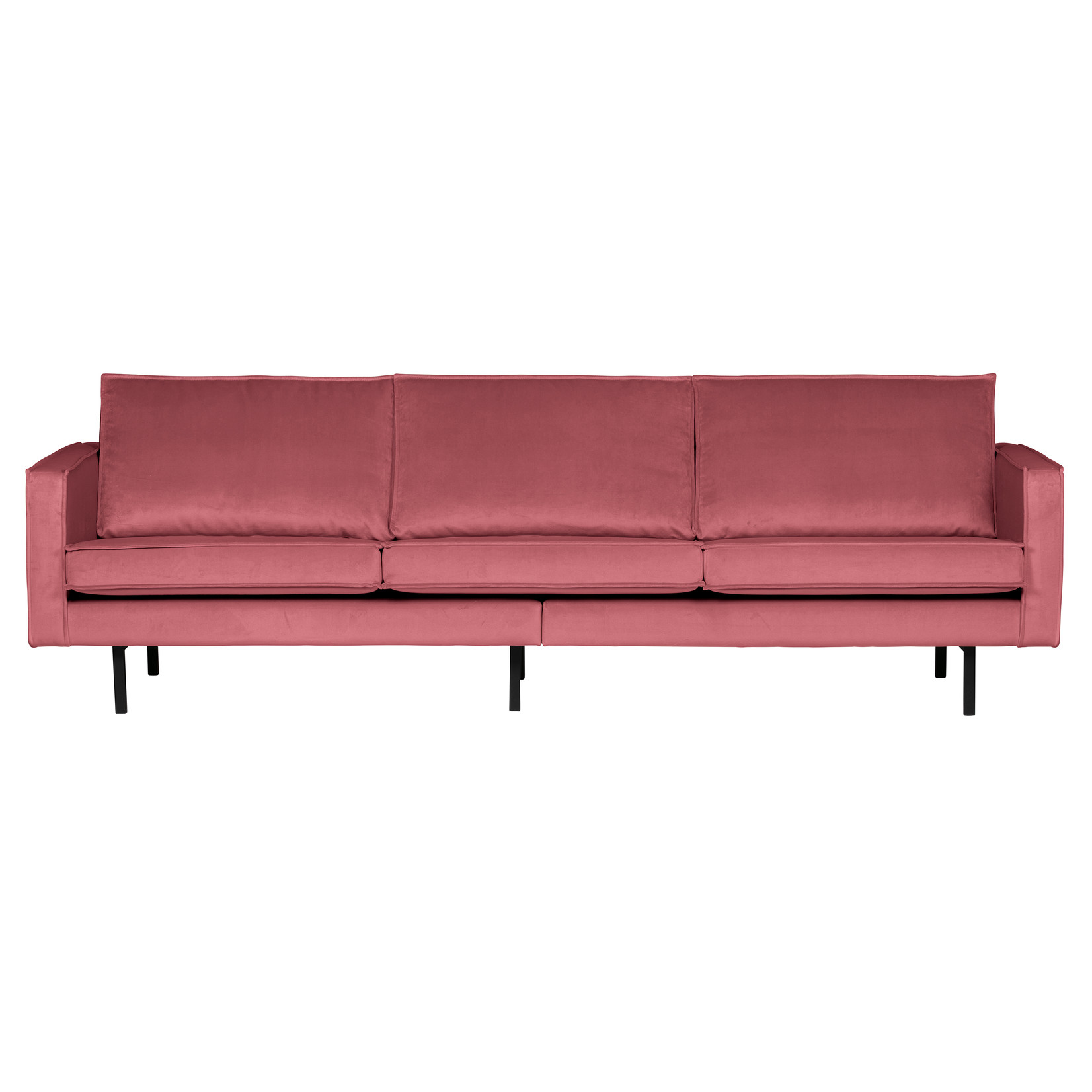 Be Pure Home Rodeo Bank 3-zits Velvet Pink