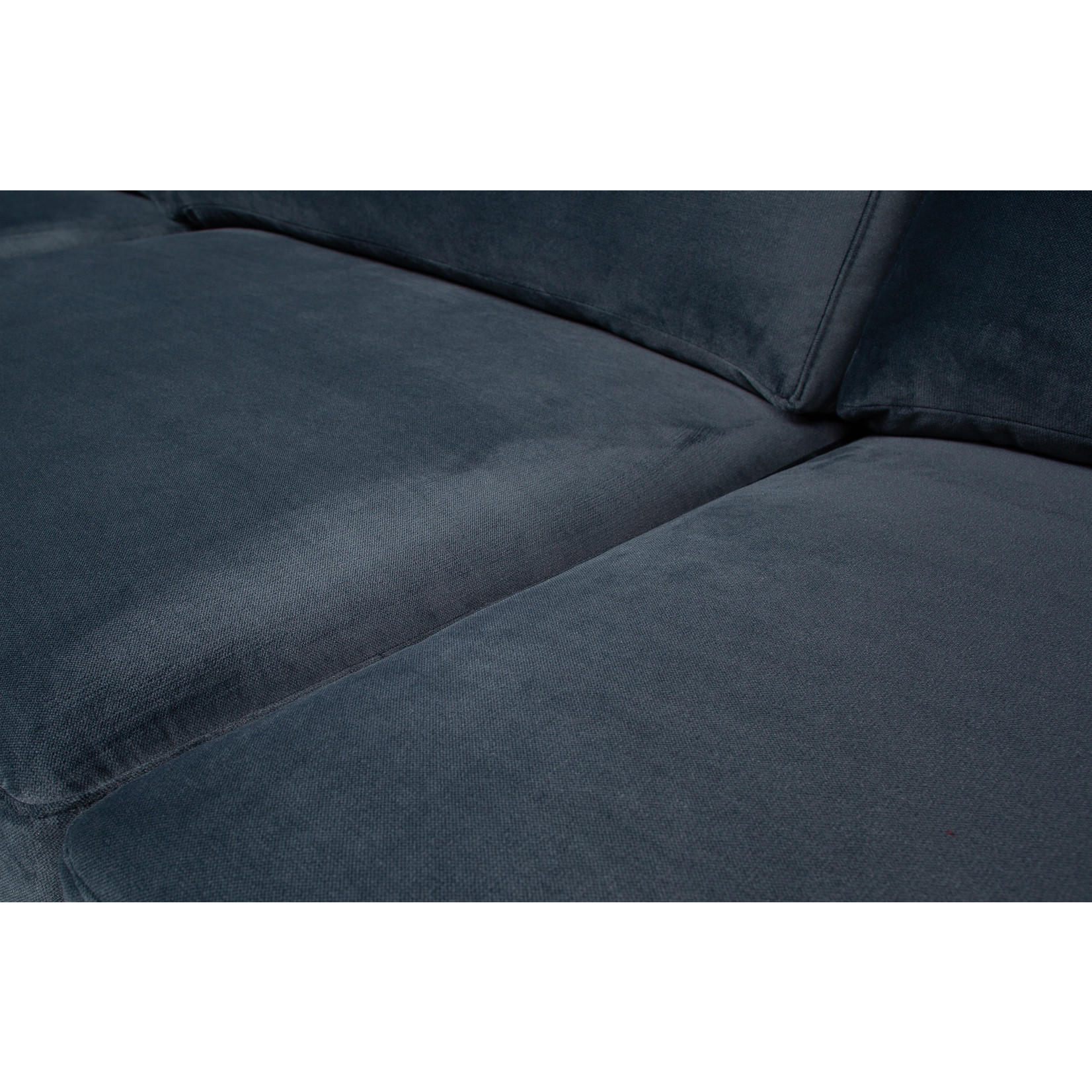 Be Pure Home Fame Bank 3-zits Velvet Teal