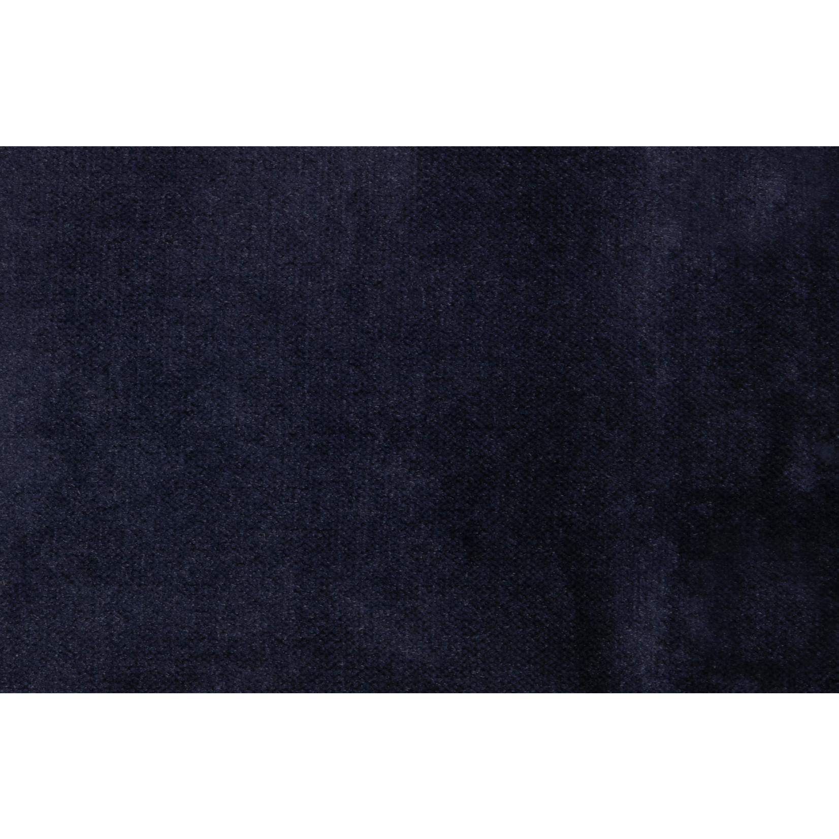 Be Pure Home Rodeo Hoekbank Rechts Velvet Dark Blue Nightshade