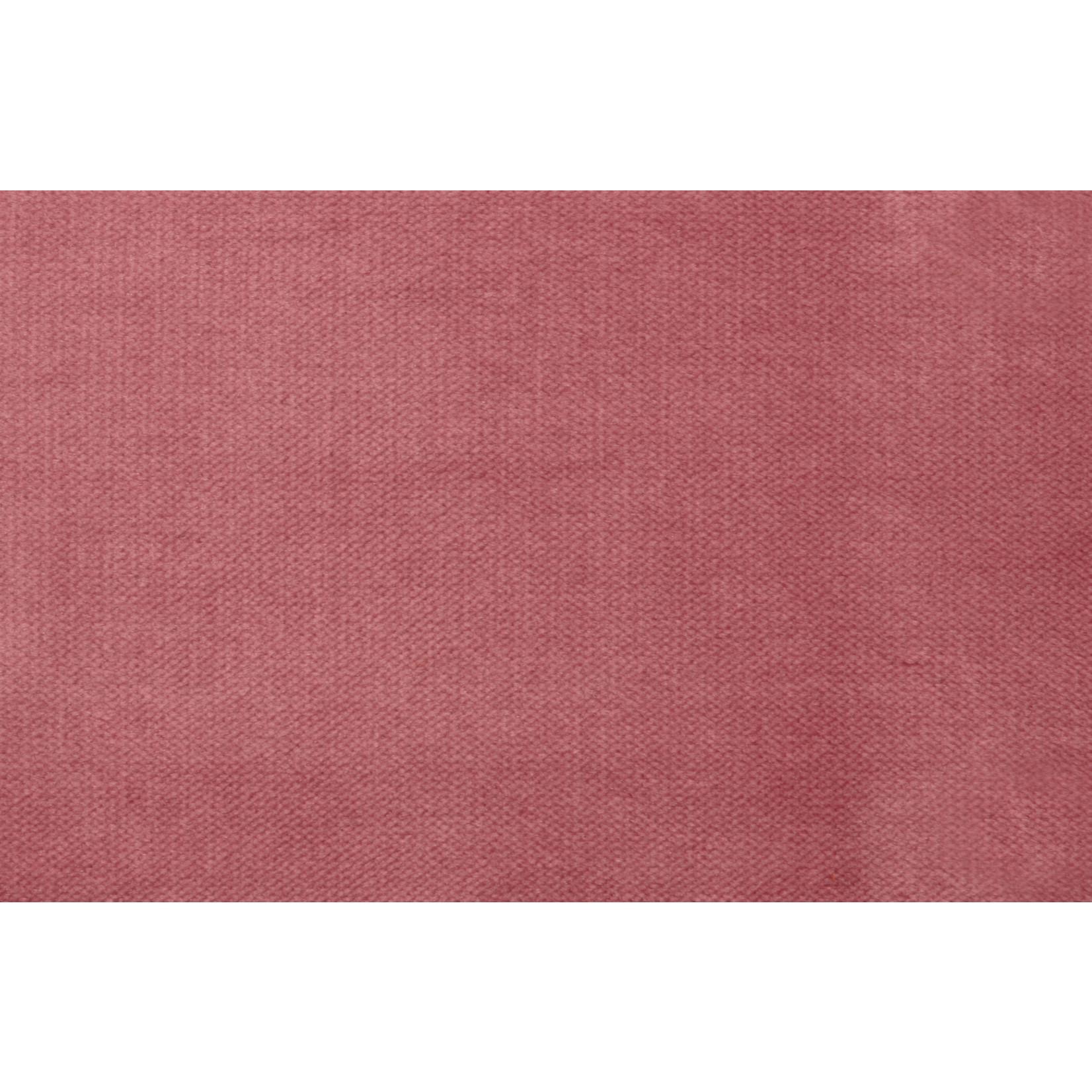 Be Pure Home Rodeo Hoekbank Links Velvet Pink