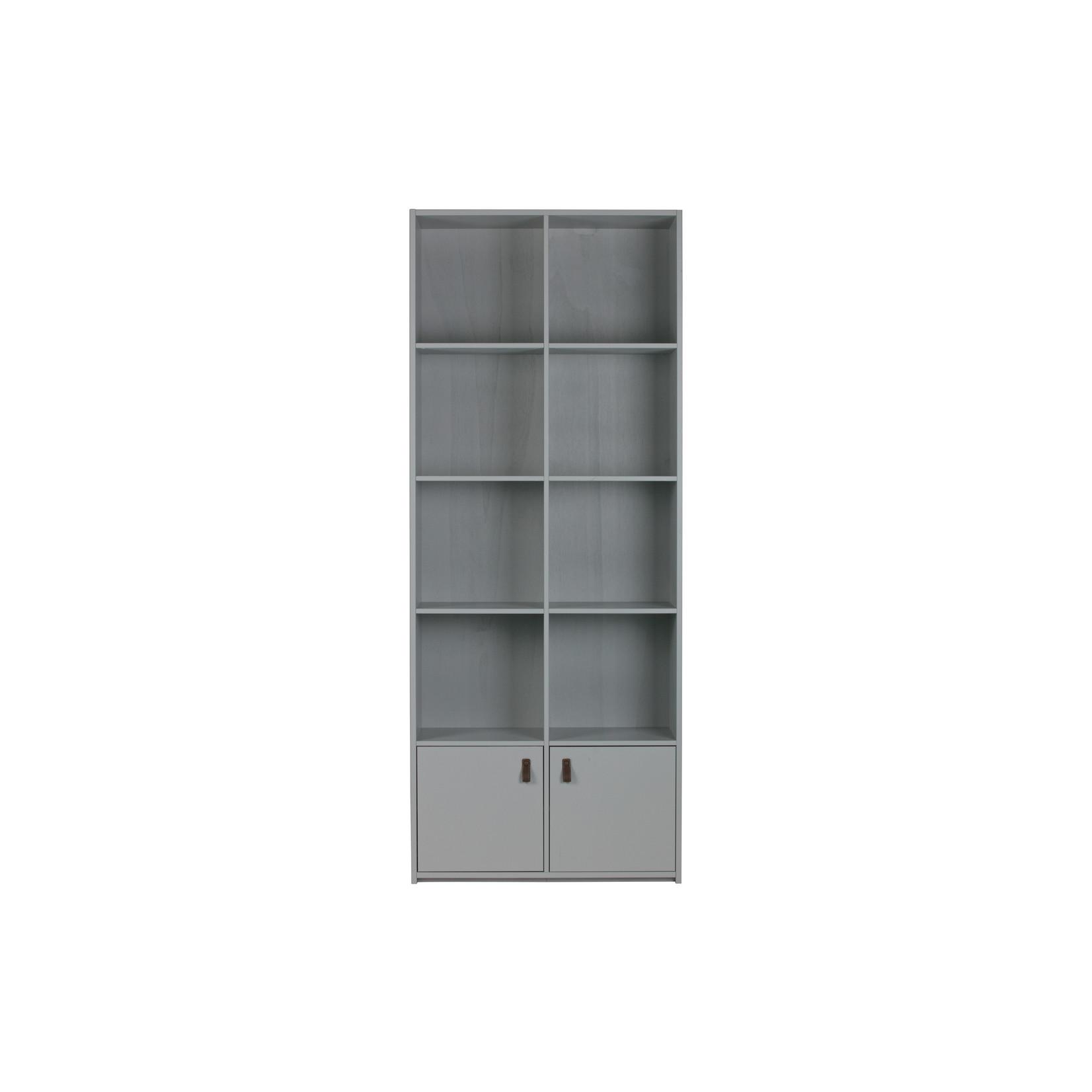 vtwonen Bookcase Grenen Betongrijs [fsc]
