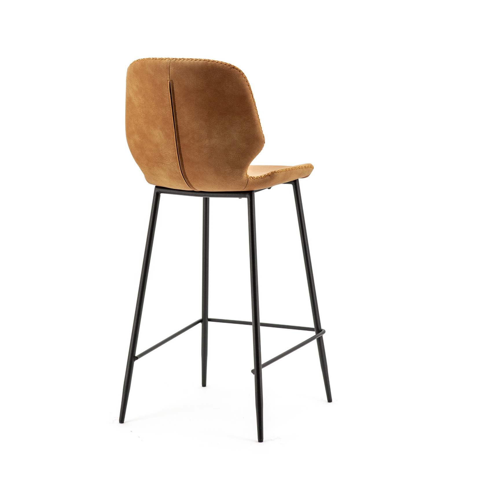 By Boo By Boo Barchair Seashell low - cognac