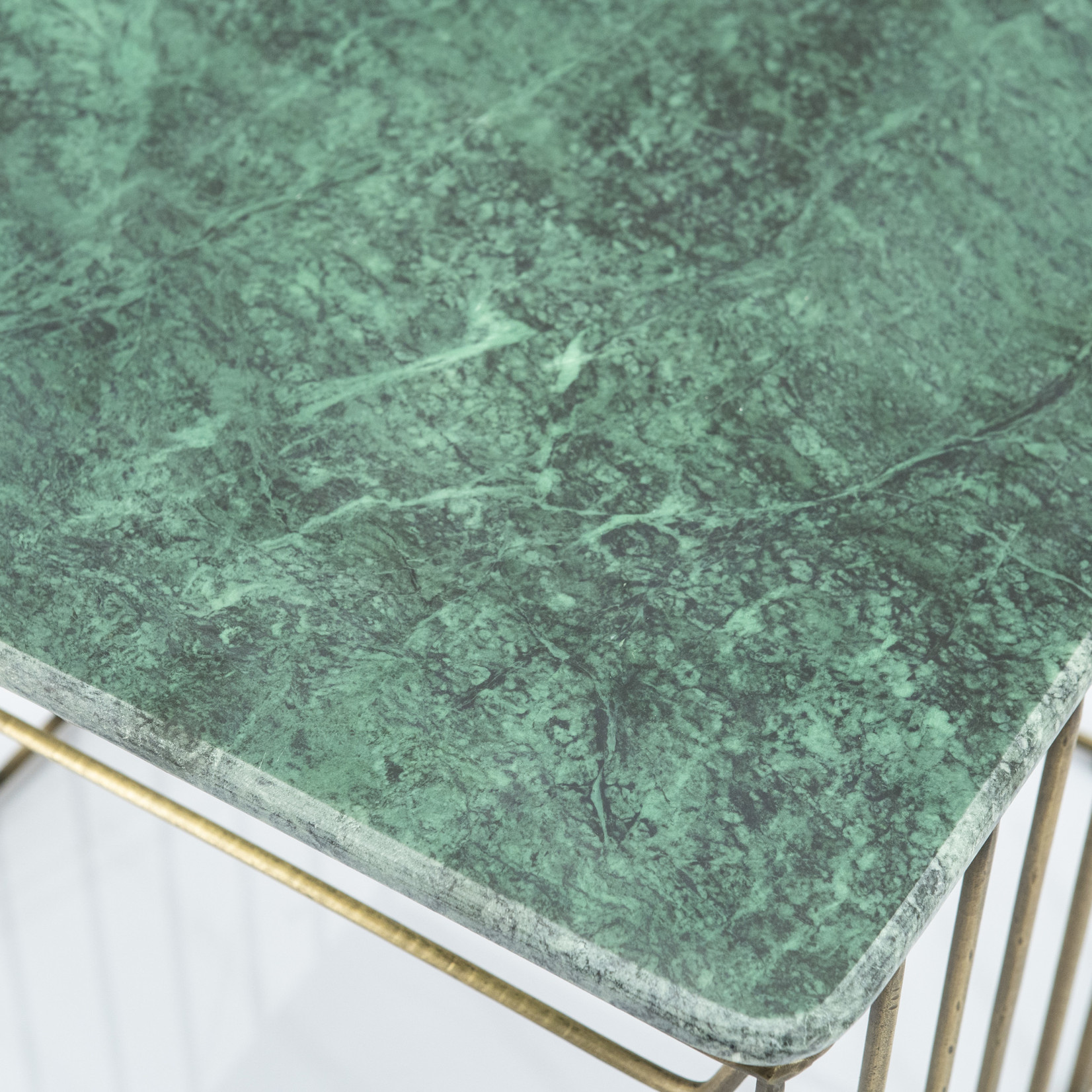 By Boo By Boo bijzettafel Caesar side table - green