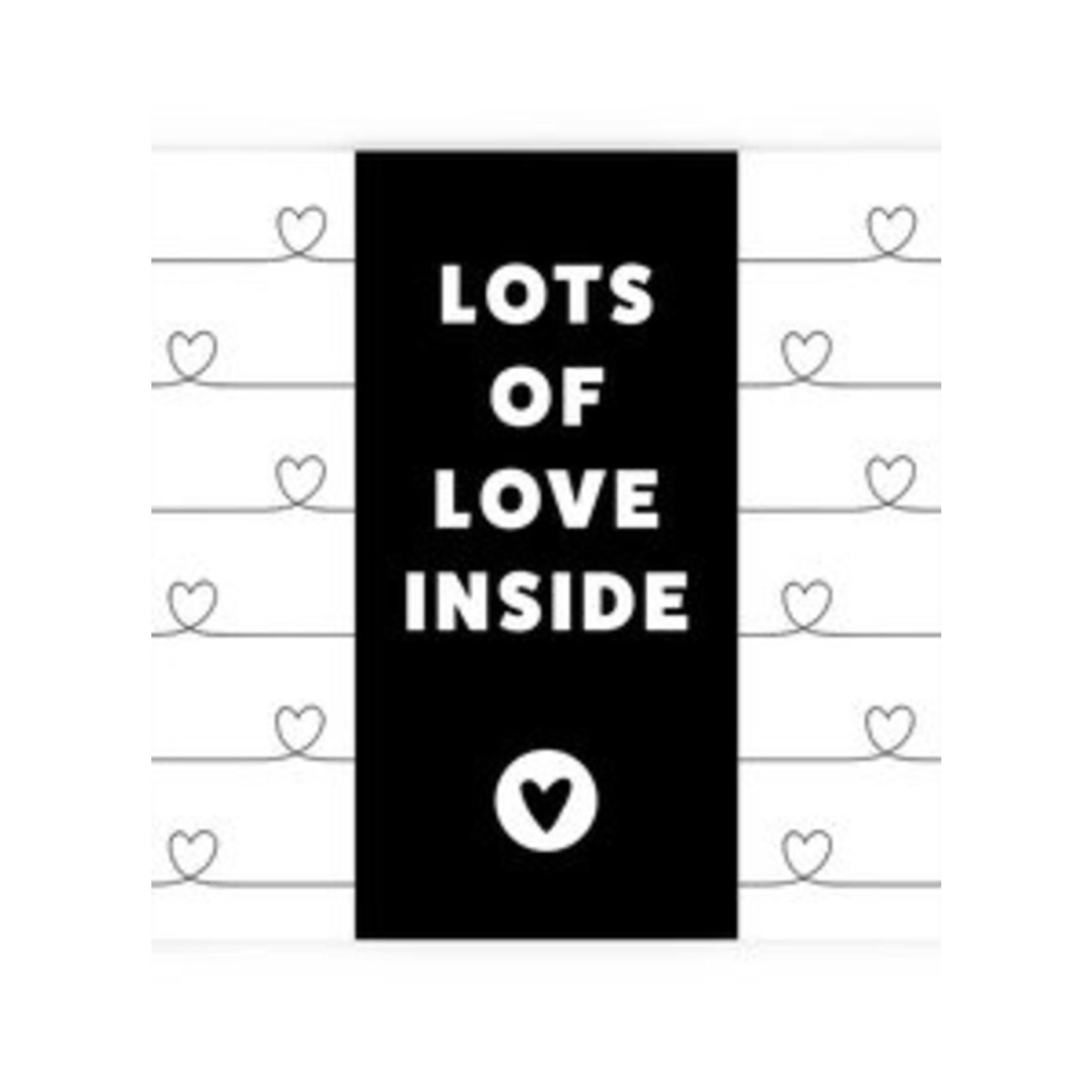 Liv 'n taste Chocoladewens | Lot's of love |  Liv 'n Taste