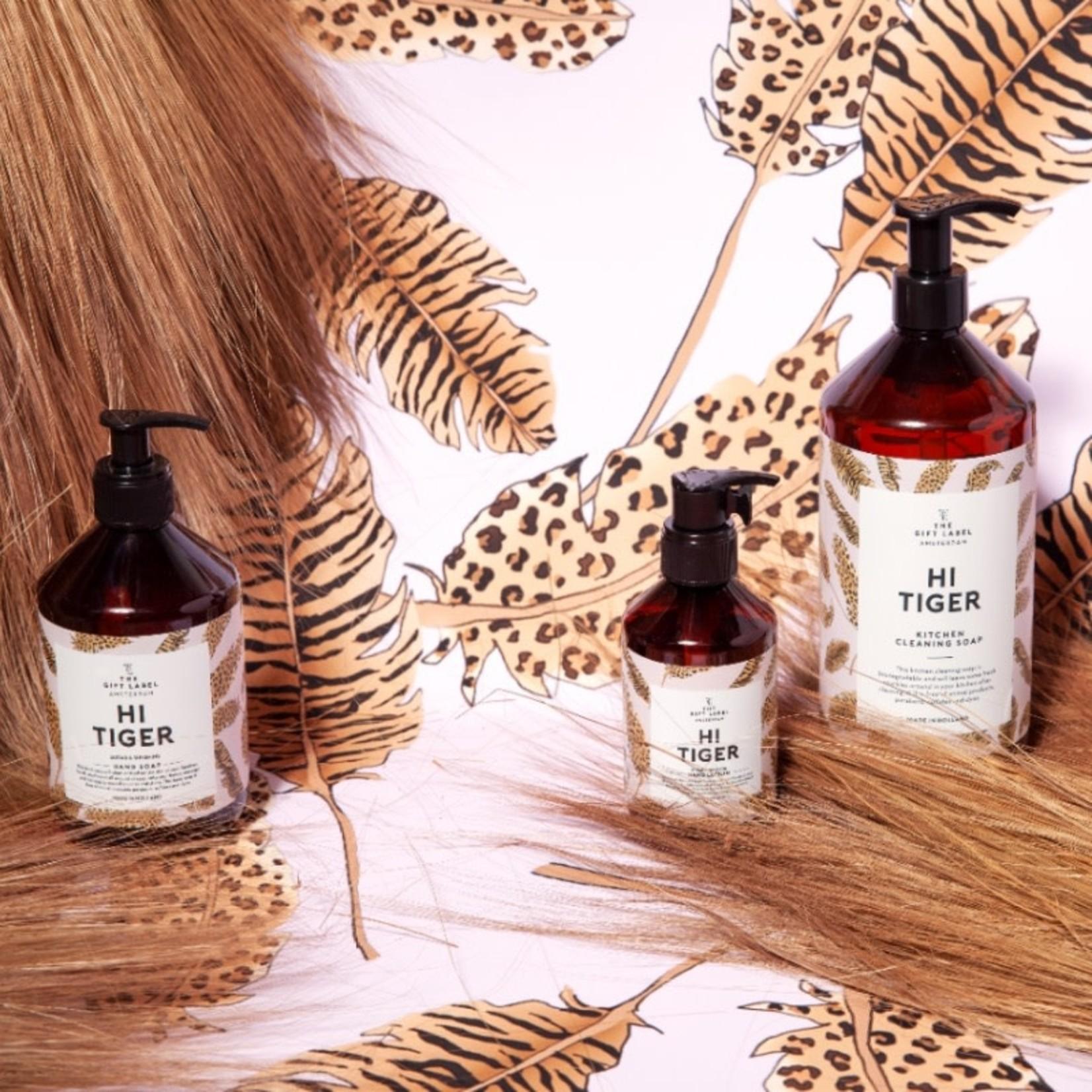 The Gift Label The Gift Label | Handsoap 500 ml |Hi Tiger