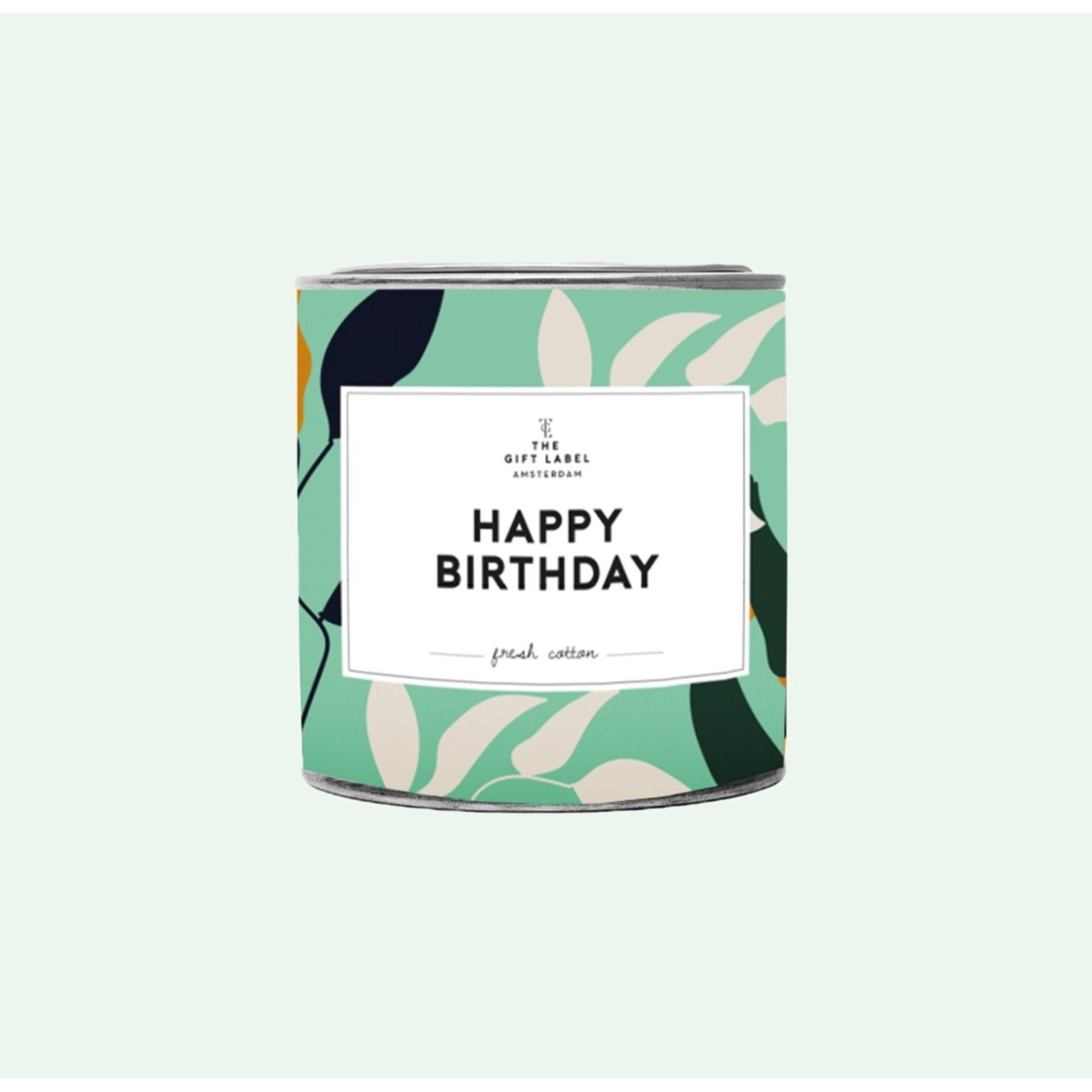 The Gift Label The Gift Label | Tin Candle 310g | Happy Birthday
