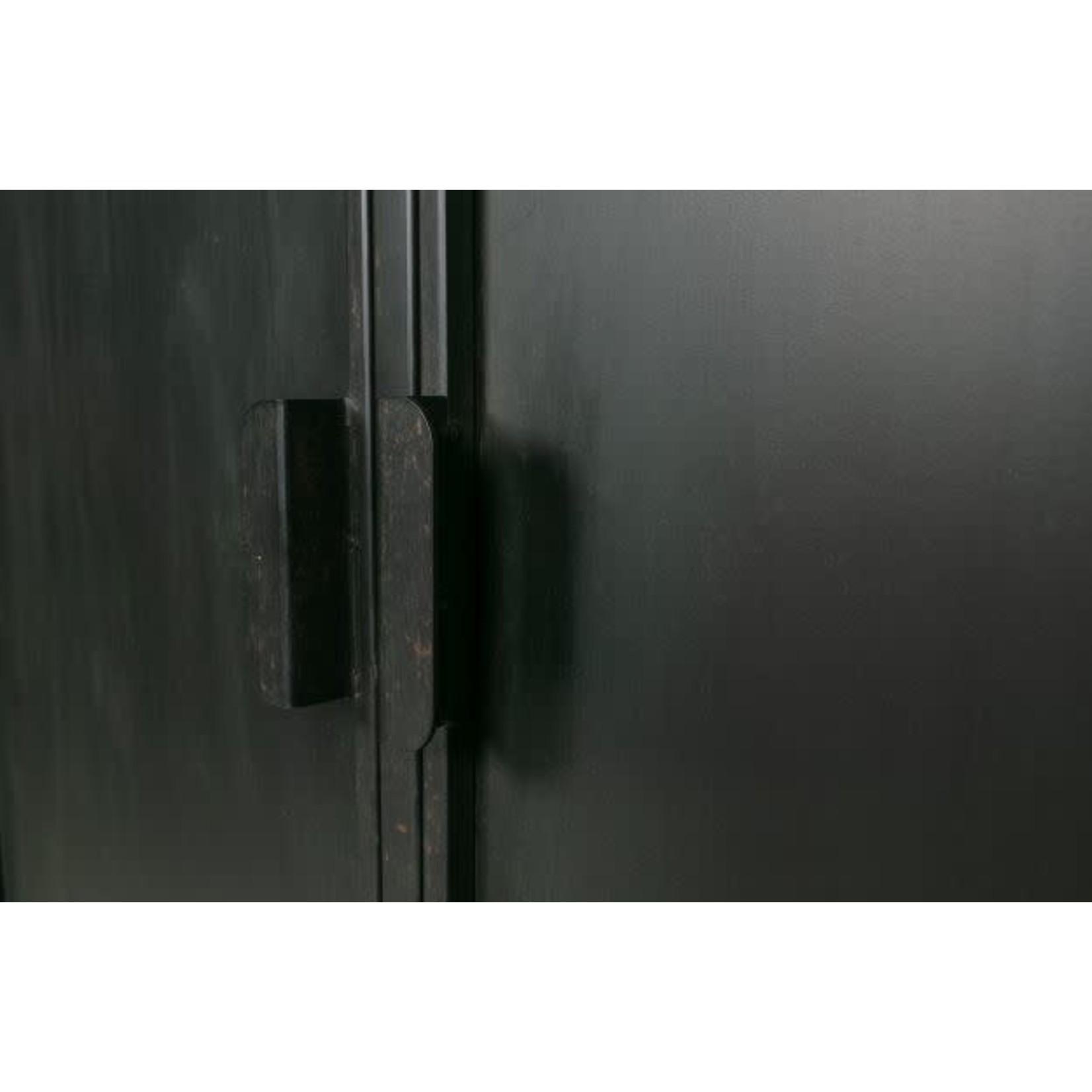 Be Pure Home Be Pure Home Wish 2-deurs kast zwart