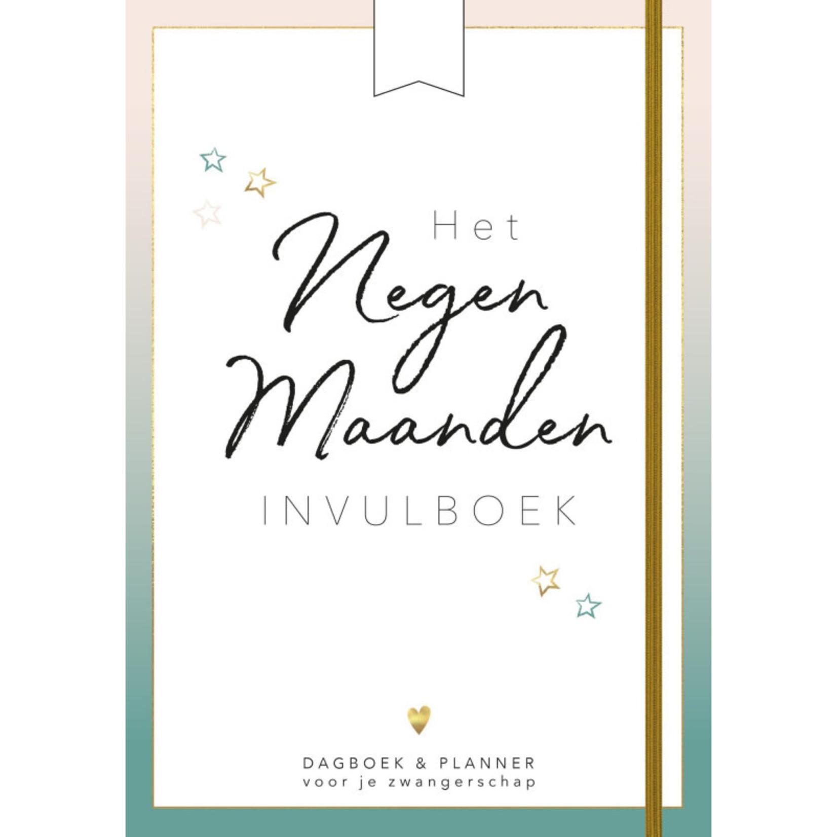 Uitgeverij Snor Het Negen Maanden invulboek