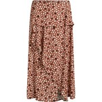 One Two Luxzuz One Two Luxzuz Rachel Skirt Rose Wood