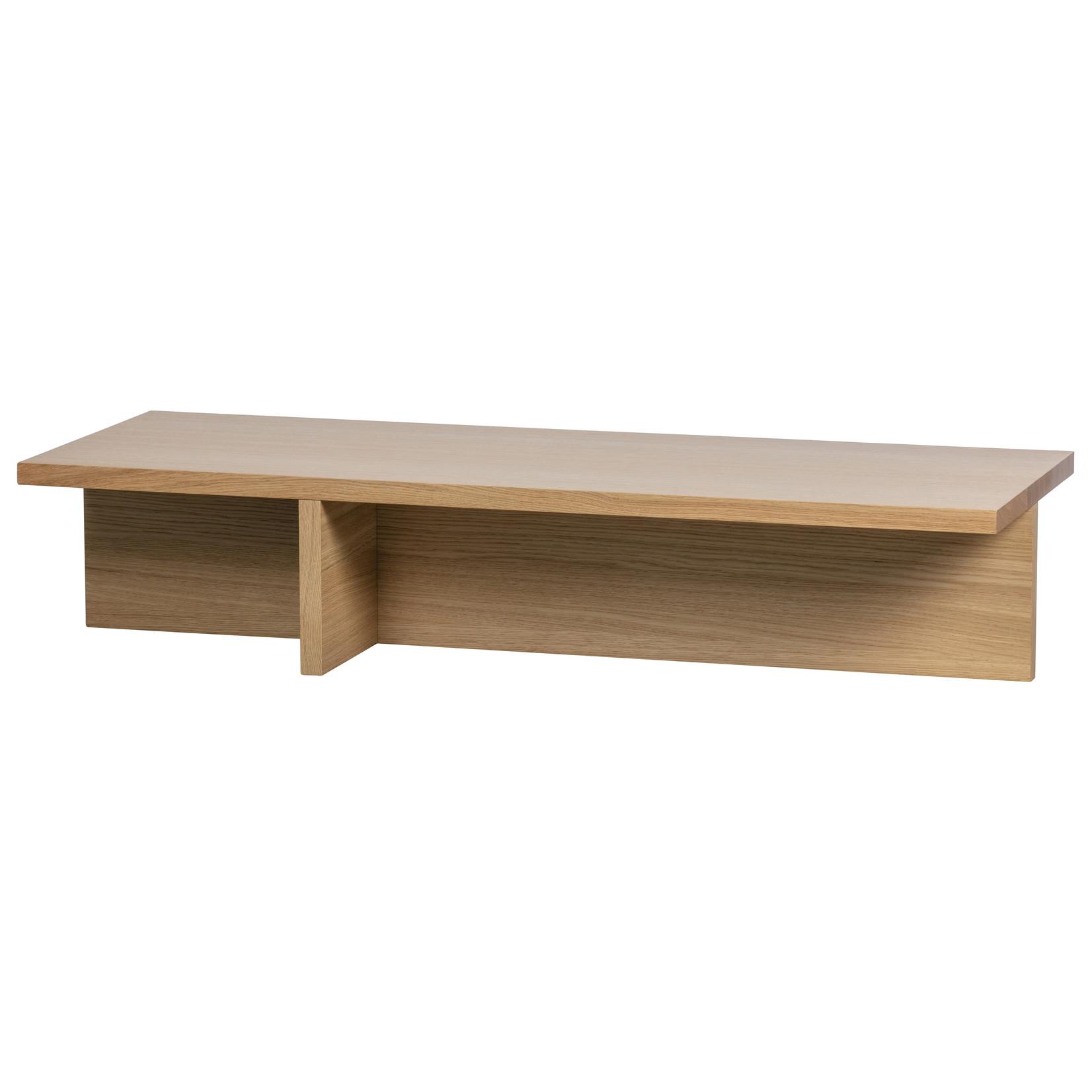 vtwonen Angle salontafel eiken [fsc]
