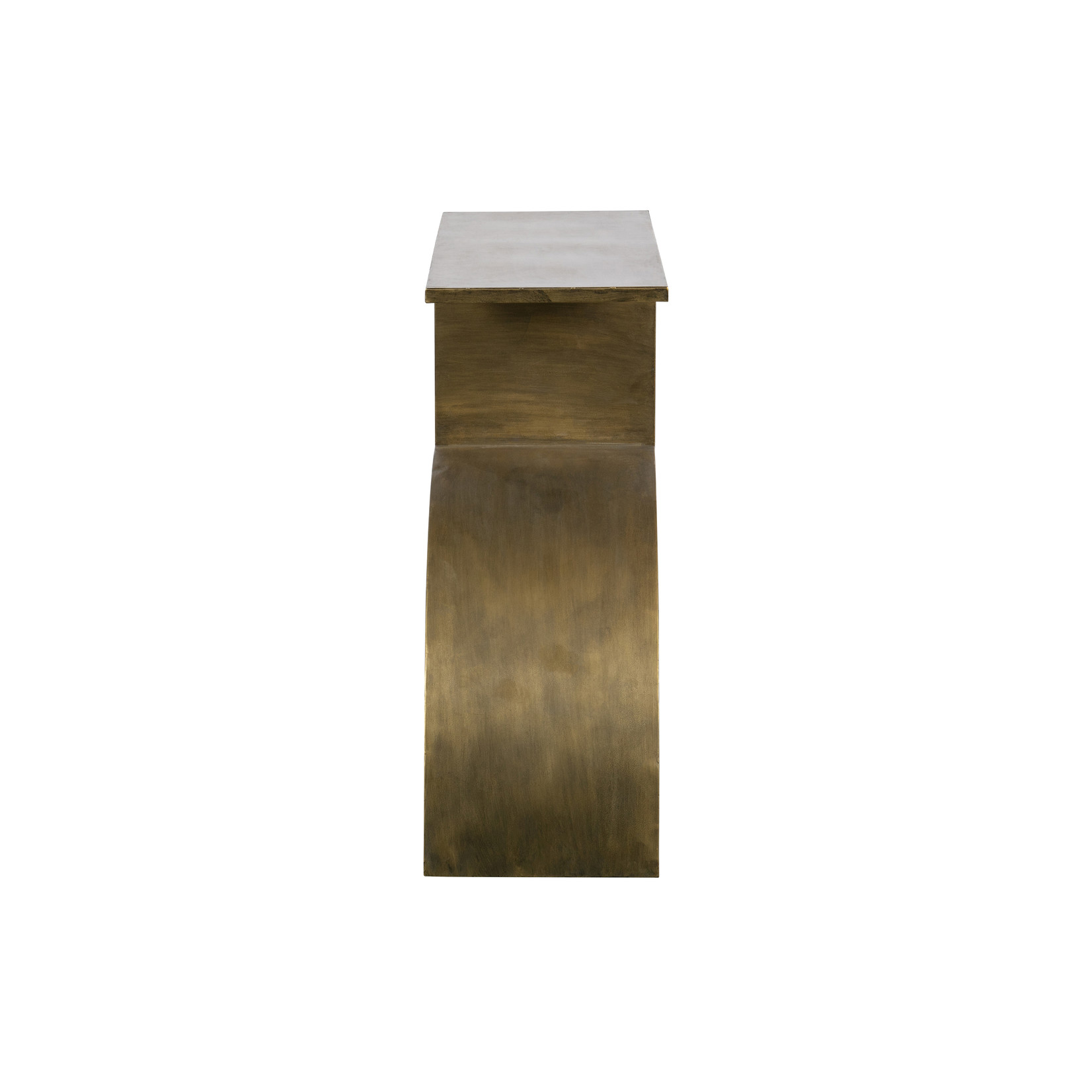 Be Pure Home Altar sidetable metaal antique brass