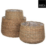 Mica Avalon Mand 25x30cm