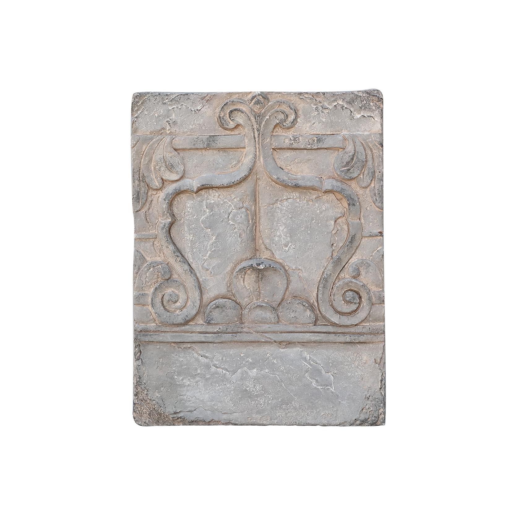 PTMD Gioia Grey stone fiberglass panel decorative S