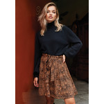 Ydence Ydence Pascalle Knitted Sweater Black