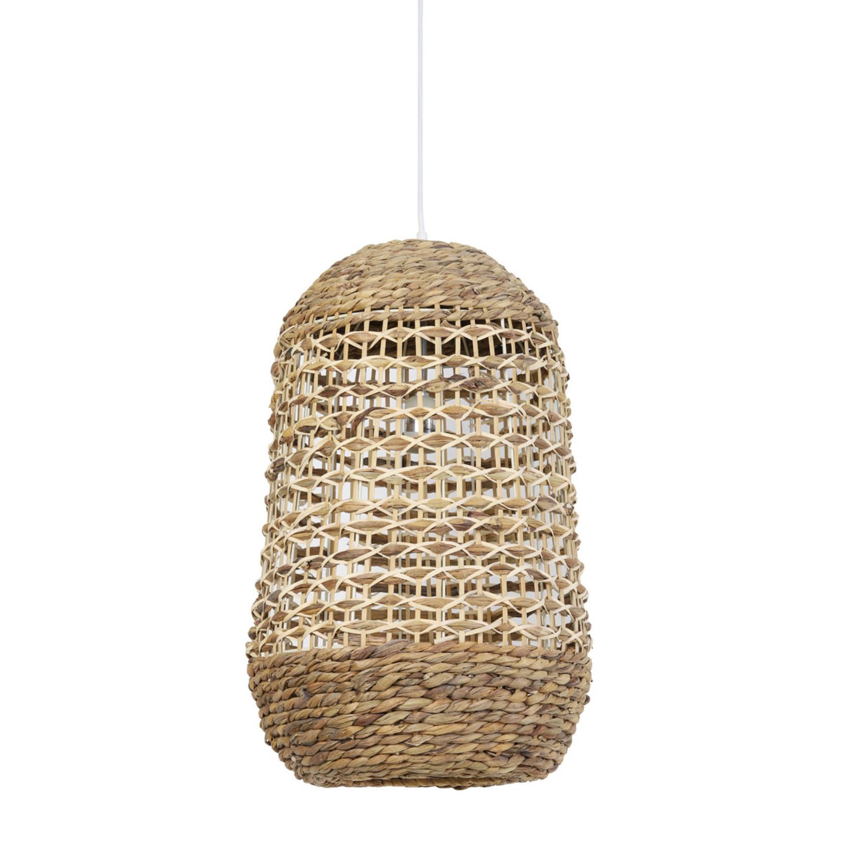 Light & Living Hanglamp Tripoli 37,5x58 cm naturel