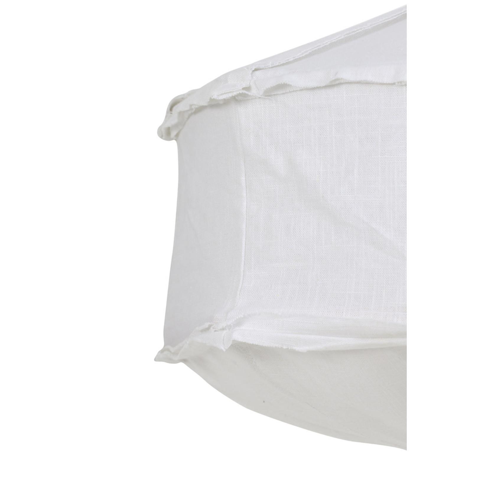 Light & Living Hanglamp Titan 60x60x40cm wit