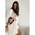 Studio Noos Natural chunky teddy mom-bag | Studio Noos
