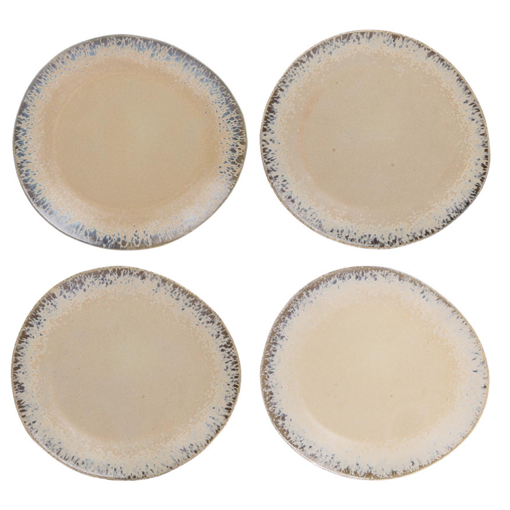 HK Living HK Living Ceramic 70's Plate Bark