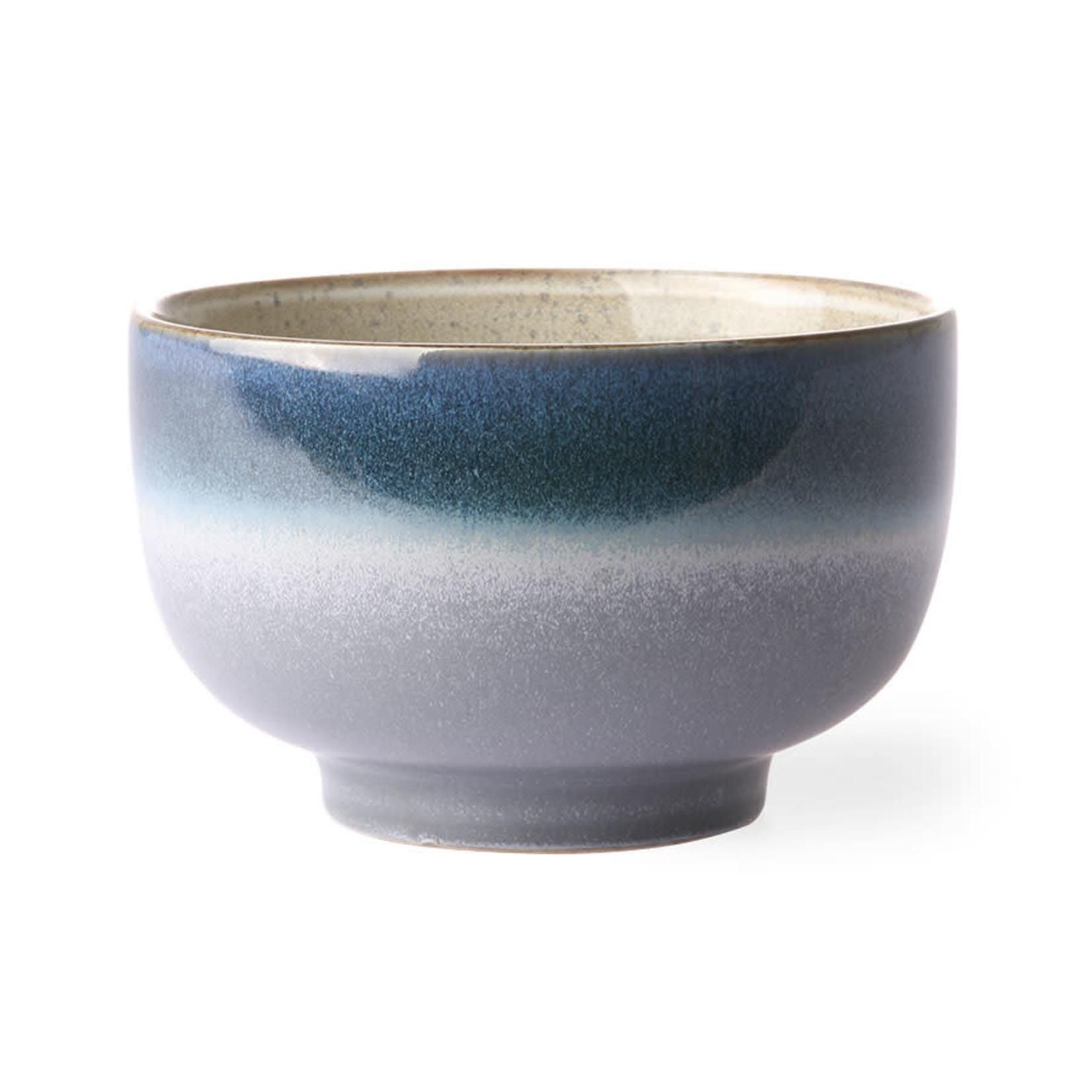 HK Living HK Living Ceramic 70's Noodle bowl Ocean