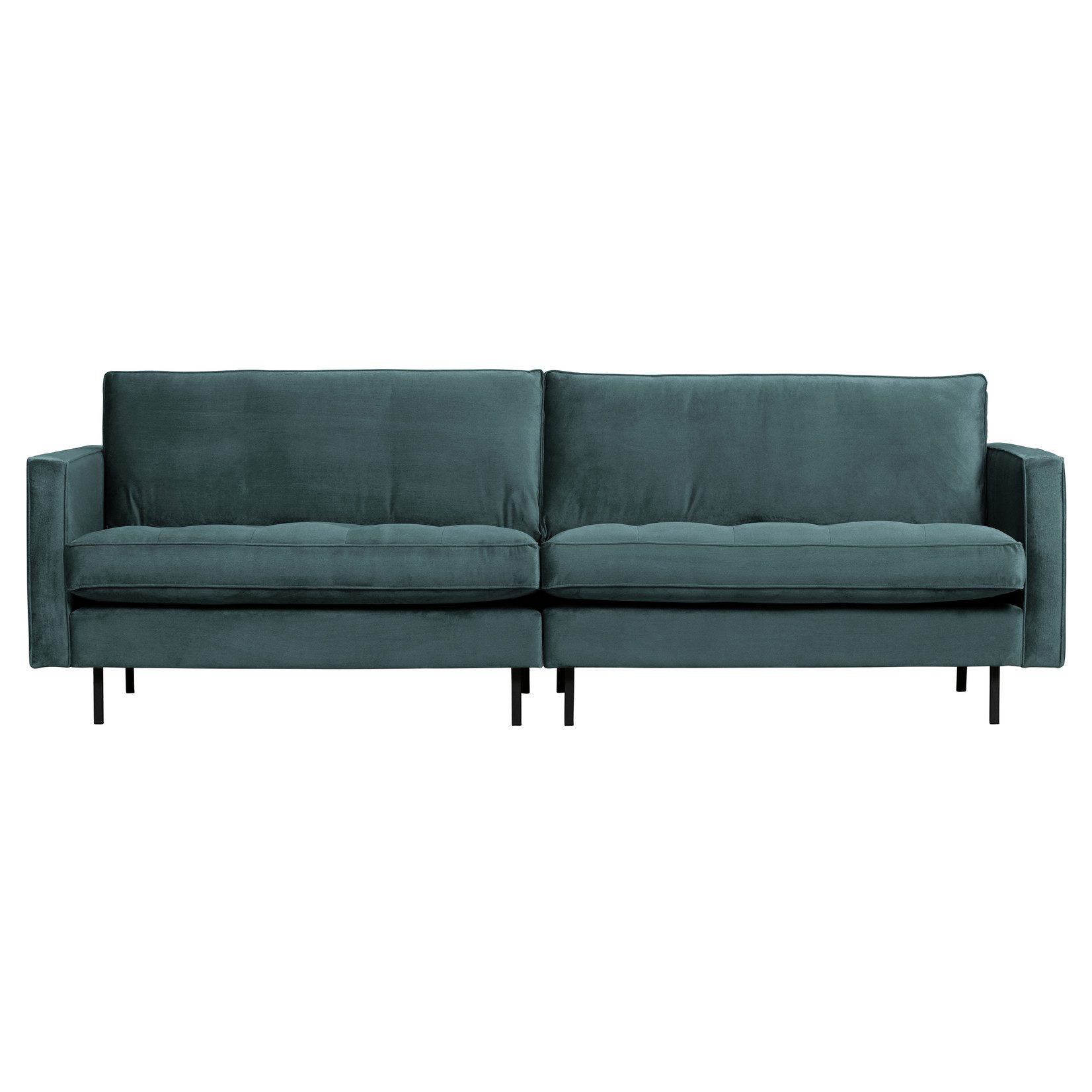Be Pure Home Rodeo Classic Bank 3-zits Velvet Teal
