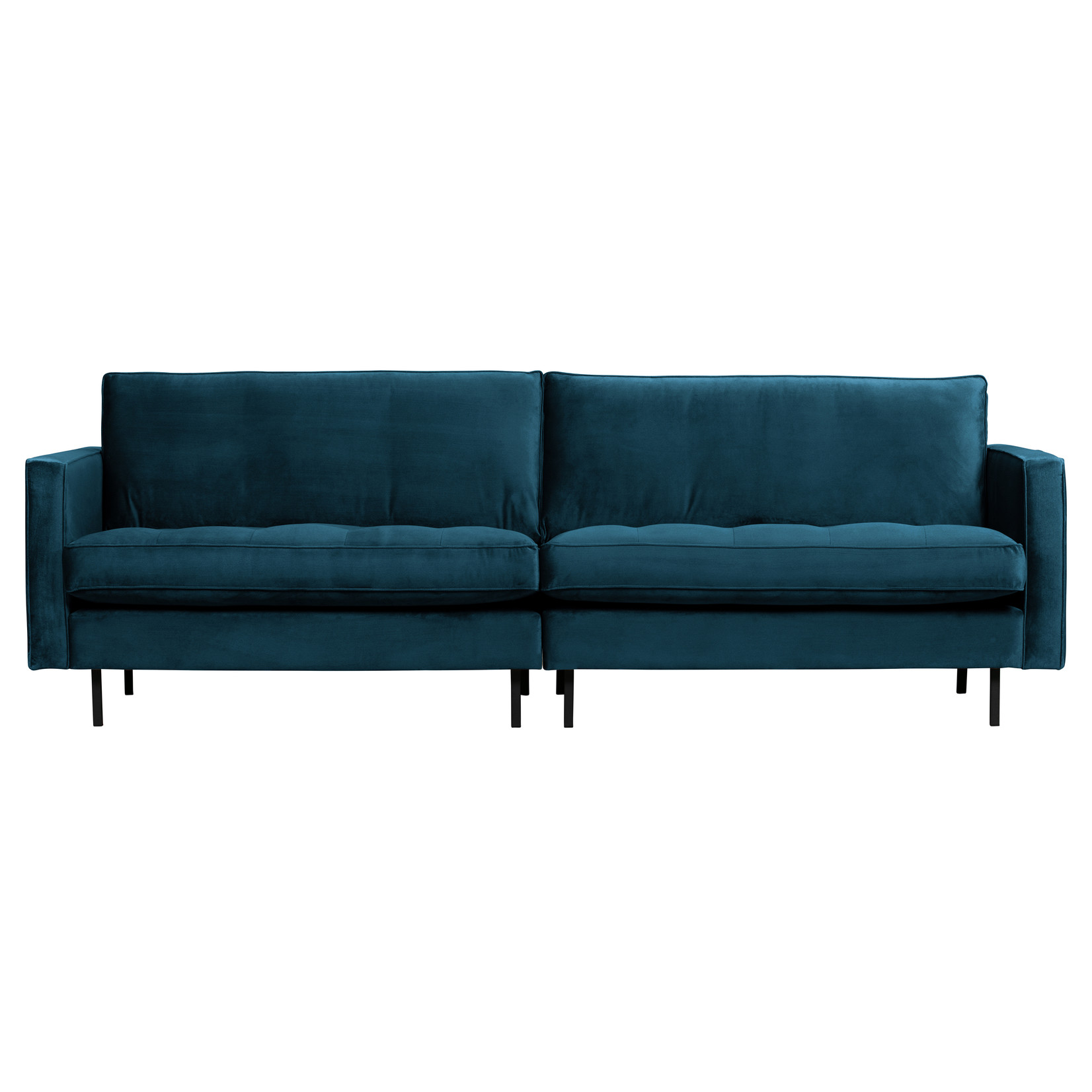 Be Pure Home Rodeo Classic Bank 3-zits Velvet Blue