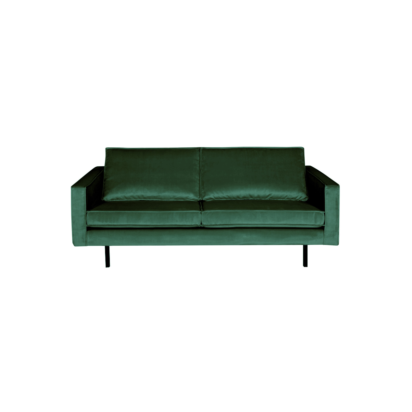 Be Pure Home Rodeo Bank 2,5-zits Velvet Green Forest