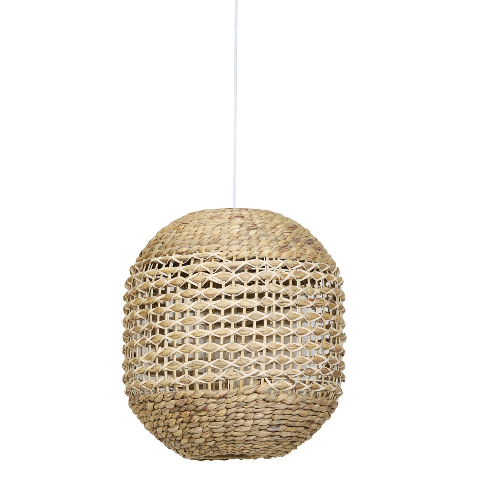 Light & Living Hanglamp Tripoli 42x47 cm naturel
