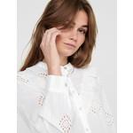 Jacqueline de Yong (JDY) JDY Roberta Lace Shirt White