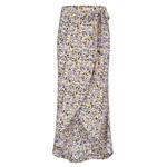 Ydence Ydence Skirt Vanessa Lilac Flower Print