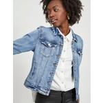 Vila Vila Show Denim Jacket Medium Blue